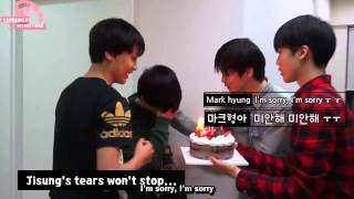 getlinkyoutube.com-[ENG] 150208 에스엠루키즈 SMROOKIES Surprise Birthday Party for Jisung 지성