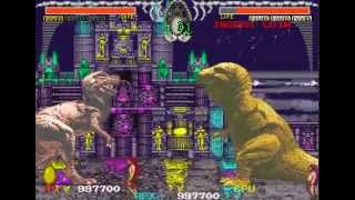 getlinkyoutube.com-Arcade Longplay [266] Dino Rex