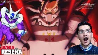 ¡COOLER ES GENIAL! ¿Saiyajin Demonio? - Super Dragon Ball Heroes (Cap. 2) | Ultra Reseña