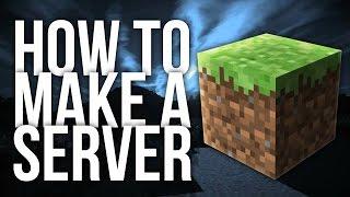 getlinkyoutube.com-How to Make a Minecraft Server