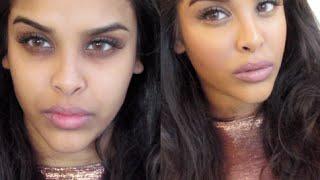 getlinkyoutube.com-How to Get Rid of Dark Circles/ PIgmentation Makeup Tutorial|     N1kk1sSecr3t
