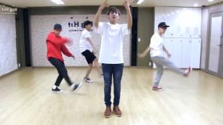 getlinkyoutube.com-BTS - Dope - mirrored dance practice video - 방탄소년단 쩔어 (Bangtan Boys)