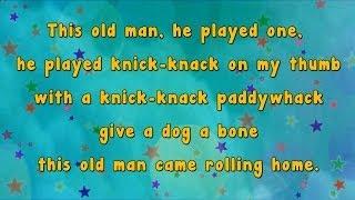 getlinkyoutube.com-Karaoke - Karaoke - This Old Man