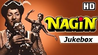 getlinkyoutube.com-Nagin [HD] Songs - Vyjayantimala - Pradeep Kumar - Hemant Kumar - Lata Mangeshkar Hits