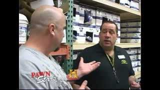 getlinkyoutube.com-Heavy Pork 203 Behind Pawn Stars Pt1 No Videos.mp4