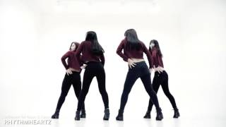 getlinkyoutube.com-인천댄스학원 리듬하츠 | 씨스타 메들리 | ECLIPS