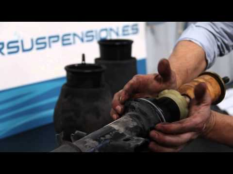 Suspension Neumatica BMW X5