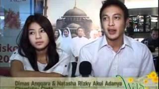 getlinkyoutube.com-Dimas Anggara dan Natasha Rizky Akui Kedekatan - cumicumi.com