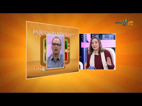 Morning Show: 'Britto Junior é um chato de galochas', diz Sonia Abrão