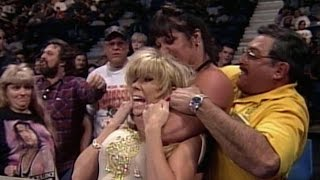 Chyna makes her WWE debut: In Your House: Final Four