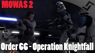 getlinkyoutube.com-Men of War: Star Wars - Order 66 - Operation Knightfall