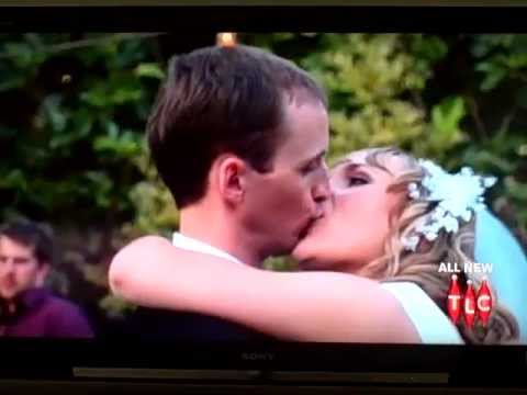 Uncomfortable Double Virgin Wedding Kiss.Diaries..so, WHO's into it more?  HE or SHE??  DUH