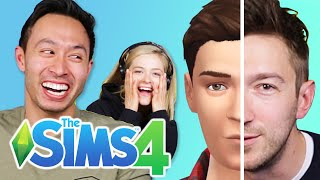 Ryan And Shane Make Each Other In The Sims 4 width=