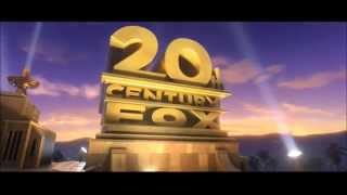 getlinkyoutube.com-20th Century Fox Logo Historys