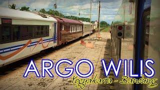 getlinkyoutube.com-Short Clip - Train Trip - Naik Kereta Api Argo Wilis