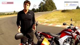 getlinkyoutube.com-Comparativo: Yamaha Fazer 150 x Honda CG 150 Titan