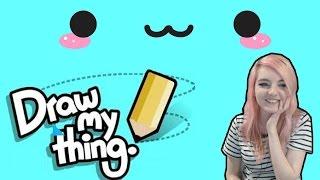 getlinkyoutube.com-U JELLY? | Draw My Thing