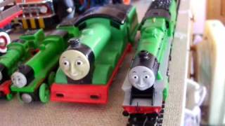 getlinkyoutube.com-My Henry The Green Engine colection