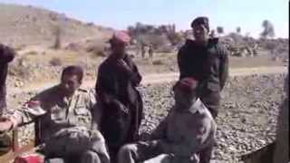 getlinkyoutube.com-Baluchistan Liberation Army Free Medical Camp for poor Balochs