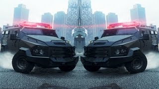 getlinkyoutube.com-SWAT vs SWAT Police Crash Compilation NFS Most Wanted 2013