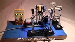 getlinkyoutube.com-Lego Pneumatic Electric Generator