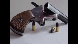 "getlinkyoutube.com-Пистолет Colt Derringer mod №3 ""mini"""