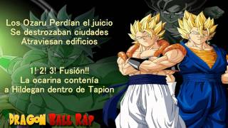 getlinkyoutube.com-Porta - Dragon Ball Rap (con Letra)