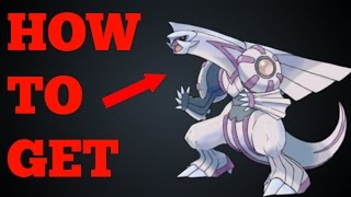 HOW TO GET PALKIA EASILY??!! (Project Pokemon Roblox)