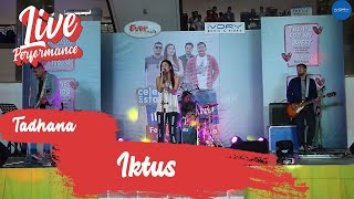 getlinkyoutube.com-Iktus | Tadhana cover Live at Ever Gotesco Commonwealth