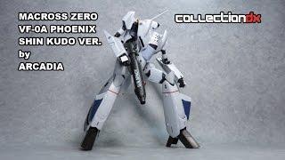 Macross Zero Perfect Transformation VF-0A Phoenix Shin Kudo Ver. review - CollectionDX