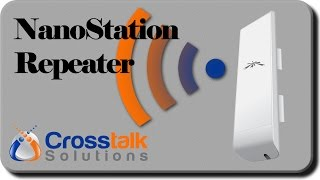 getlinkyoutube.com-NanoStation Repeater