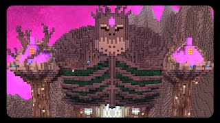 getlinkyoutube.com-DESTROY IT FROM WITHIN! | Minecraft Gollux Boss Battle