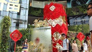 Thailand 2016 # Siam Paragon Shopping Mall and Siam Center, Bangkok