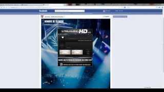 Cómo subir tu reproductor de radio, o web a facebook