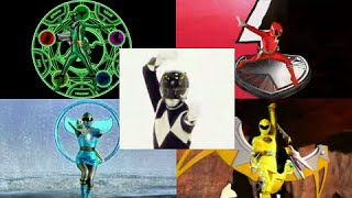 getlinkyoutube.com-Super Megaforce (fanmade morph) Rangers vs Levira