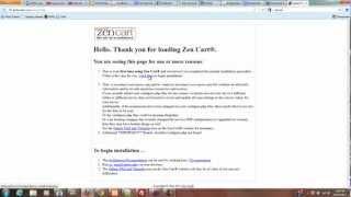 getlinkyoutube.com-How to install Zencart 1.5.1 The latest Zen Cart release