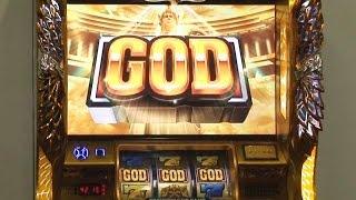 「ミリオンゴッド-神々の凱旋-」GOD揃い演出集