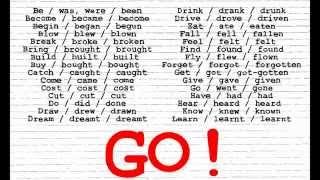 getlinkyoutube.com-Irregular Verbs Song I (Christen's voice)
