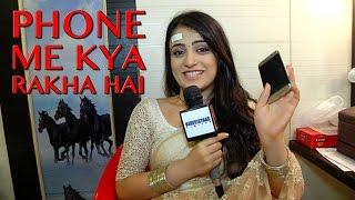 getlinkyoutube.com-Radhika Madan aka Ishani of Meri Ashiqui Tumse hi - Phone Me Kya Rakha Hai