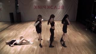 getlinkyoutube.com-BLACKPINK - 붐바야 (BOOMBAYAH) Dance Practice (Mirrored)