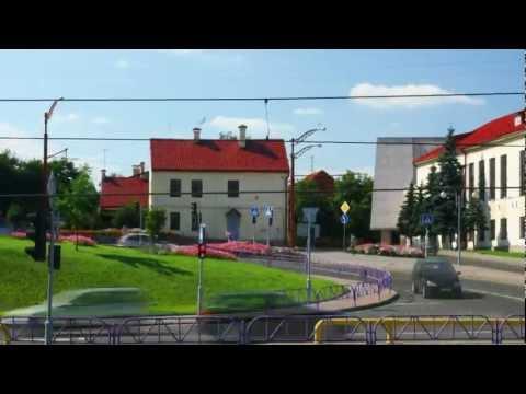 Grodno/Belarus (Гродно / Беларусь) Motion Timelapse 2011