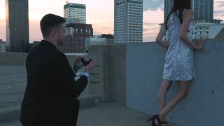 Guy Fakes Action Film to Propose to Girlfriend and it Might be the most Epic Proposal Yet