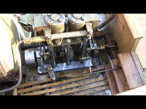 Steam-Engine RC Model Boat - HD