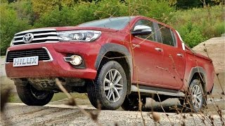 getlinkyoutube.com-Test - Toyota Hilux (2016)
