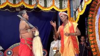 getlinkyoutube.com-Yakshagana -- Shri Devi Mahatme - 43 - Hasya