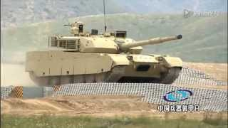 getlinkyoutube.com-VT4 MBT-3000  Norinco main battle tank China Chinese defense industry military technology equipment