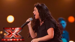 Lauren Murray performs Say You Love Me | The 6 Chair Challenge | The X Factor UK 2015