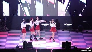 getlinkyoutube.com-170221 레드벨벳 (Red Velvet) Rookie 직캠 @남서울대 신입생 OT 4K Fancam by -wA-