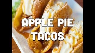 getlinkyoutube.com-How to Make Fried Apple Pie Tacos