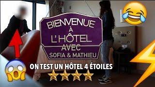 getlinkyoutube.com-♡ BIENVENUE À L'HÔTEL #1 - TEST D'UN HÔTEL 4 ÉTOILES ♡